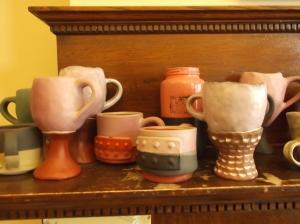 Coffee Mugs by Jess Kane