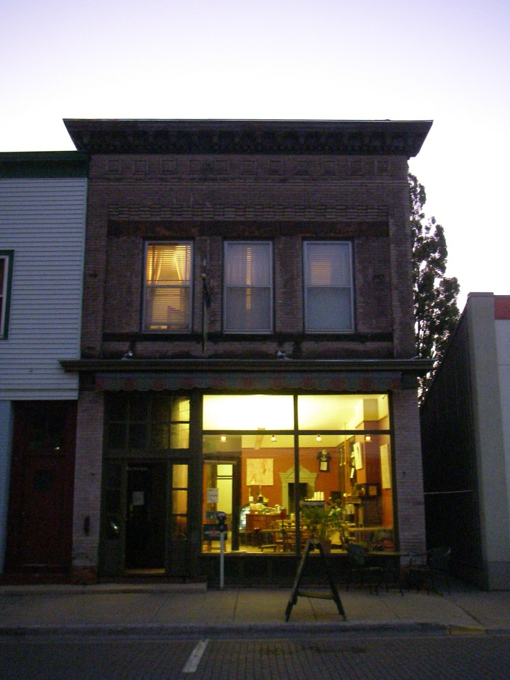 The Cafe Rosetta