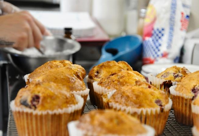 Cherry muffins 1 copy